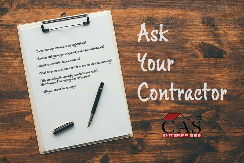 15 questions to ask your next roofer