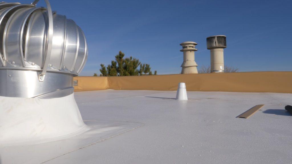 CAS Enterprises Santa Fe Roofer